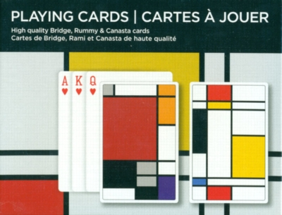 Art Squares - Double Deck Playing Cards