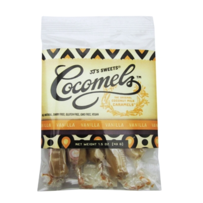 Cocomels Coconut Milk Caramels: Vanilla - 5ct Bag