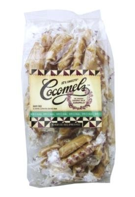 Cocomels Coconut Milk Caramels: Original - 50ct Bulk Bag