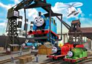 Jigsaw Puzzles for Kids - Thomas & Friends� - At the Docks