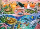 Beautiful Ocean - 100pc Jigsaw Puzzle By Ravensburger