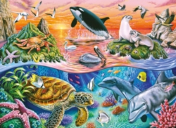 Jigsaw Puzzles for Kids - Beautiful Ocean