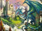 Dragon Rider - 100pc Jigsaw Puzzle By Ravensburger