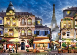 Ravensburger Large Format Jigsaw Puzzles - Pretty Paris