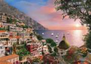 Positano - 500pc Large Format Jigsaw Puzzle By Ravensburger
