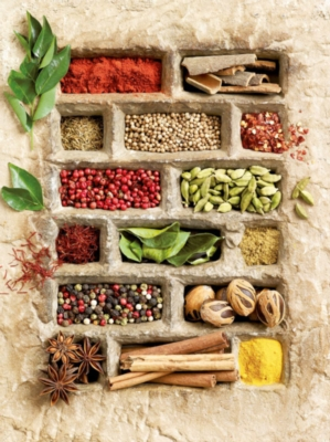 Ravensburger Jigsaw Puzzles - Spices in Stone