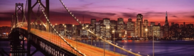 Bay Bridge Panoramic Puzzle