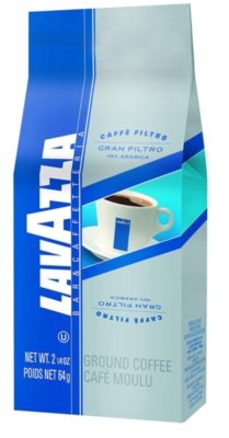 Lavazza Gran Filtro Regular - 2.2 lb. Whole Bean Coffee Bag