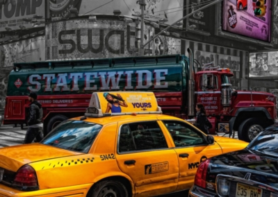 Ravensburger Jigsaw Puzzles - Yellow Taxi