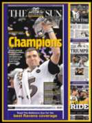 Jigsaw Puzzles - Baltimore Ravens: Super Bowl XLVII Champions