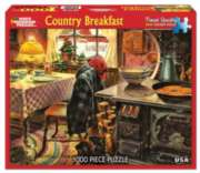 Jigsaw Puzzles - Country Breakfast