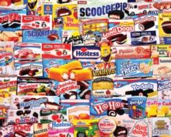 Jigsaw Puzzles - Tasty Treats