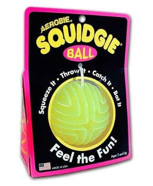 Aerobie Squidgie Ball