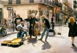 Music Puzzles - Streets of New Orleans