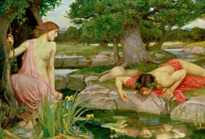 Educa Jigsaw Puzzles - Echo and Narcissus