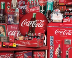 Springbok Jigsaw Puzzles - Coca