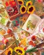 Springbok Jigsaw Puzzles - Garden Beginnings