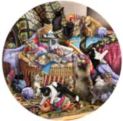 Jigsaw Puzzles - The Knitting Circle