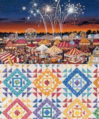 Jigsaw Puzzles - County Fair