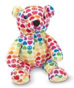 BeePosh Hope Bear - Bear by Melissa & Doug