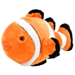 "Baby Clownfish - 12"" Clownfish by Wild Republic"