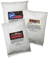 Hershey's Blended Ice Powder - 2lb Bulk Bag Assorted Case