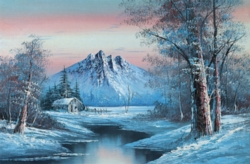 Tomax Jigsaw Puzzles - Snowy Heaven