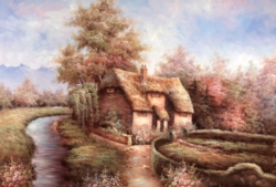 Tomax Jigsaw Puzzles - Cottage