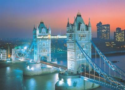 Tomax Jigsaw Puzzles - Tower Bridge, London