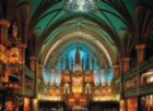 Notre-Dame de Montreal, Canada - 500pc Glow in the Dark Jigsaw Puzzle By Tomax