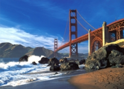 Tomax Jigsaw Puzzles - Golden Gate Bridge, San Francisco