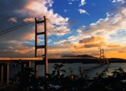Tomax Jigsaw Puzzles - Tsing Ma Bridge, Hong Kong