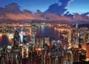 Tomax Jigsaw Puzzles - Hong Kong Night Scene