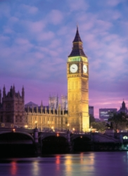Tomax Jigsaw Puzzles - Big Ben, London