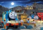 Thomas & Friends™ - Night Work - 60pc Glow-in-the-Dark Jigsaw Puzzle By Ravensburger