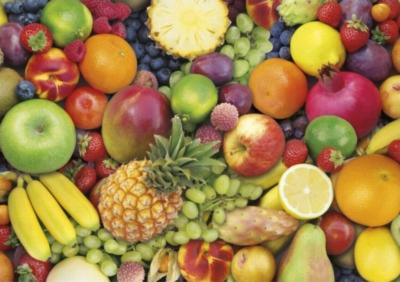 Hard Jigsaw Puzzles - Fruit