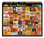 Jigsaw Puzzles - Great Whiskies