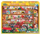 Vintage Toys - 1000pc Jigsaw Puzzle by White Mountain
