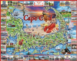 Jigsaw Puzzles - Cape Cod, MA