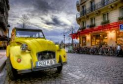 Educa Jigsaw Puzzles - Dusk in Paris