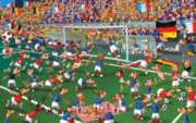Hard Jigsaw Puzzles - Soccer