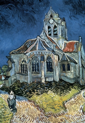 Tomax Jigsaw Puzzles - The Church at Auvers