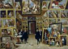 Archduke Leopold Wilhelm in his Picture Gallery - 500pc Jigsaw Puzzle By Tomax
