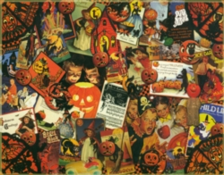 Halloween Puzzles - Trick or Treat
