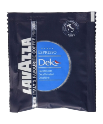 Lavazza Decaffeinato - Espresso Pods