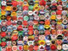 Beer Caps - 550pc Jigsaw Puzzle By White Mountain