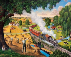 Jigsaw Puzzles - Days Gone By