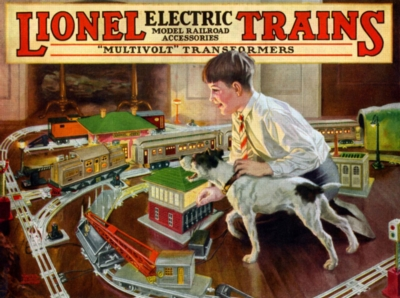Jigsaw Puzzles - Lionel Catalog Series 1926