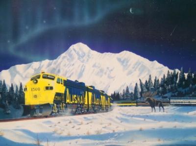 Jigsaw Puzzles - Alaskan Memories