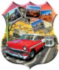 Southwest Cruisin' - 1000pc Shaped Jigsaw Puzzle By Sunsout
